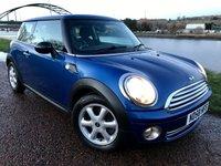 2008 MINI HATCH ONE 1.4 ONE 3d 94 BHP £3999.00