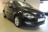 2013 VOLKSWAGEN POLO 1.2 MATCH EDITION 5d 59 BHP £6786.00