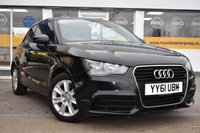 USED 2012 61 AUDI A1 1.6 TDI SE 3d 103 BHP COMES WITH 6 MONTHS WARRANTY