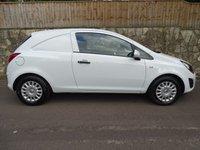 2008 VAUXHALL CORSA 1.3 SWB CDTI 1d 73 BHP  CAR DERIVED VAN £2995.00