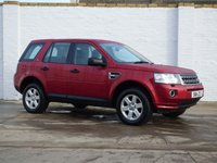 2014 LAND ROVER FREELANDER 2.2 TD4 GS 5d 150 BHP £11250.00