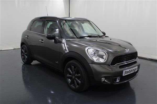 2011 61 MINI COUNTRYMAN 1.6 COOPER S ALL4 5d 184 BHP