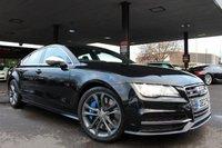2012 AUDI A7 4.0 S7 TFSI QUATTRO 5d AUTO 414 BHP £24500.00