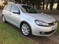 USED 2009 59 VOLKSWAGEN GOLF  2.0 TDI 140 GT 5DR