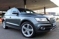 2012 AUDI Q5 2.0 TDI QUATTRO S LINE PLUS 5d AUTO 175 BHP £16990.00