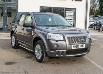2007 LAND ROVER FREELANDER 2.2 TD4 HSE 5d 159 BHP £SOLD