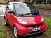 USED 2009 09 SMART FORTWO MHD 2DR AUTO [SOUTHWICK SITE]