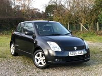 USED 2006 56 SUZUKI SWIFT 1.5 GLX VVTS 3d 101 BHP