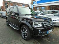 2015 LAND ROVER DISCOVERY 3.0 SDV6 HSE LUXURY 5d AUTO 255 BHP £29994.00