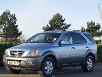 2007 KIA SORENTO 2.5 XS 5d 168 BHP £4995.00