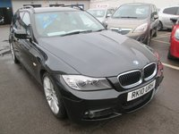 2010 BMW 3 SERIES 2.0 AUTOMATIC ESTATE 318I M SPORT BUSINESS EDITION TOURING 5d 141 BHP
