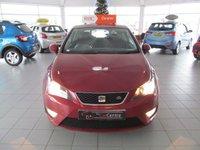 2012 SEAT IBIZA 1.2 TSI FR 3d 104 BHP £5200.00