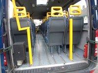 USED 2007 57 MERCEDES-BENZ SPRINTER 511CDI 2.1 109 BHP 16 SEATER DISABLED PASSENGER LWB MINI BUS +AIR-CON+ C,O,I,F+ TACHO+