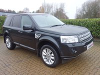 USED 2011 61 LAND ROVER FREELANDER 2.2 SD4 HSE 5d AUTO 190 BHP