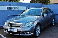 2012 MERCEDES-BENZ C 250 2.1 CDI BLUE EFFICIENCY ELEGANCE 5d AUTO 202 BHP £13380.00