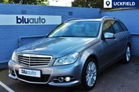 USED 2012 12 MERCEDES-BENZ C 250 2.1 CDI BLUE EFFICIENCY ELEGANCE 5d AUTO 202 BHP A fine example of Mercedes most popular estate car with 4 Mercedes Services (+2 Private), just under £7000 worth of optional extras!