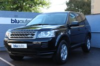 2013 LAND ROVER FREELANDER 2.2 SD4 GS 5d AUTO 190 BHP £15995.00