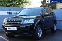 USED 2013 13 LAND ROVER FREELANDER 2.2 SD4 GS 5d AUTO 190 BHP Black Leather Seats, Heated Seats, Cruise & Climate Control, DAB Radio, Bluetooth.......