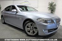 USED 2012 55 BMW 5 SERIES ACTIVEHYBRID 5 4d AUTO