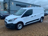 2016 FORD TRANSIT CONNECT L2 H1 1.5 240 P/V 1d 100 BHP £9290.00