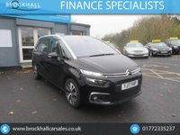 2017 CITROEN C4 GRAND PICASSO 1.6 BLUEHDI FEEL S/S 5d 118 BHP £14350.00