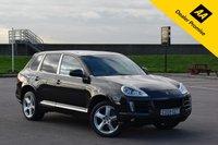 2009 PORSCHE CAYENNE 3.0 D TIPTRONIC S 5d AUTO 240 BHP £14478.00