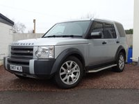 2007 LAND ROVER DISCOVERY 2.7 3 TDV6 GS 5d 188 BHP £7995.00