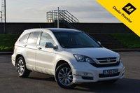 2010 HONDA CR-V 2.0 I-VTEC EX 5d AUTO 148 BHP £10478.00