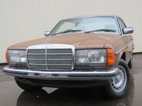 USED 1981 MERCEDES-BENZ C CLASS 2.3 230 CE 2d AUTO 136 BHP