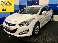 2014 HYUNDAI I40 1.7 CRDI STYLE 4d AUTO 134 BHP £8995.00