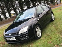 USED 2007 57 FORD FOCUS 1.6 STYLE 5DR