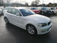 USED 2011 60 BMW 1 SERIES 2.0 118D ES 2d 141 BHP Just arrived in stock