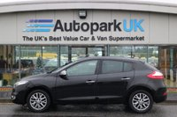 USED 2013 63 RENAULT MEGANE 1.6 KNIGHT EDITION VVT 5d 110 BHP LOW DEPOSIT OR NO DEPOSIT FINANCE AVAILABLE
