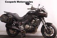 2014 KAWASAKI VERSYS 1000 KLZ 1000 AEF ABS KTRC £6499.00