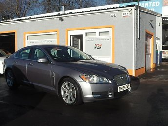 2008 JAGUAR XF 2.7 LUXURY V6 4d 204 BHP £6999.00