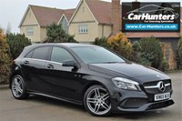 USED 2015 65 MERCEDES-BENZ A CLASS 2.1 A 200 D AMG LINE 5d AUTO 134 BHP