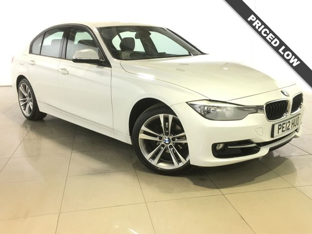 View our 2012 12 BMW 3 SERIES 2.0 320I SPORT 4d 181 BHP