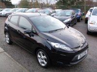 2011 FORD FIESTA 1.2 EDGE 5d 81 BHP £4000.00