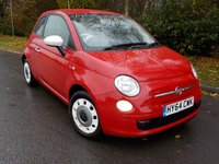 2014 FIAT 500 1.2 COLOUR THERAPY 3d 69 BHP £5995.00