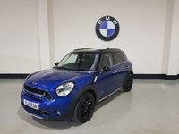 USED 2015 15 MINI COUNTRYMAN 2.0 COOPER SD ALL4 5d 141 BHP 1 Owner/MinI History/Park Sensors/Privacy Glass