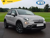2015 FIAT 500X 1.4 MULTIAIR CROSS PLUS 5d 140 BHP £10999.00