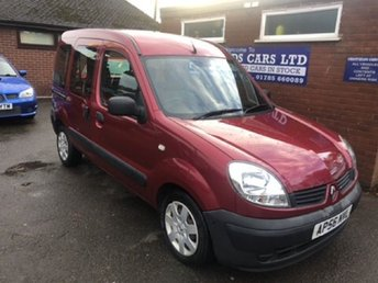 View our RENAULT KANGOO