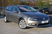 2013 VOLKSWAGEN PASSAT 2.0 HIGHLINE TDI BLUEMOTION TECHNOLOGY NAV DSG 5d AUTO 139 BHP £6999.00