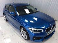 2015 BMW 1 SERIES 1.5 116D M SPORT 3d 114 BHP £14000.00