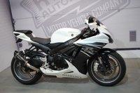 2012 SUZUKI GSX-R600 599cc  L1  £5190.00