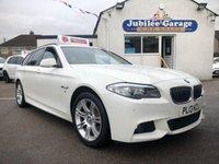 2013 BMW 5 SERIES 2.0 520D M SPORT TOURING 5d 181 BHP £SOLD