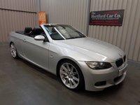 2007 BMW 3 SERIES 3.0 325I M SPORT 2d AUTO 215 BHP £7495.00