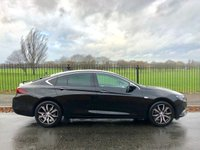 USED 2017 67 VAUXHALL INSIGNIA 1.5 GRAND SPORT TECH LINE NAV 5d 163 BHP HATCHBACK