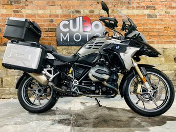2017 BMW R1200GS TE Exclusive Fully Loaded £15990.00