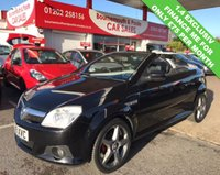 USED 2009 09 VAUXHALL TIGRA 1.4 EXCLUSIV 16V  90 BHP *ONLY 67,000 MILES*